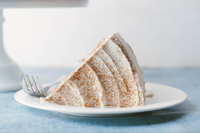 Apple Layer Cake