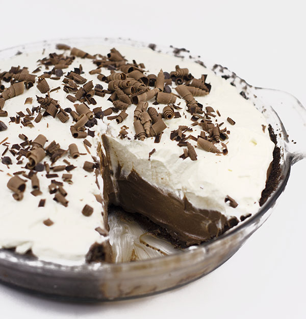 Chocolate Cream Pie | The Cake Merchant