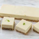 Vegan Key Lime Pie Bars