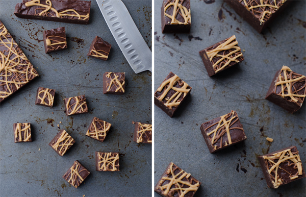 Peanut-Butter-Chocolate-Fudge