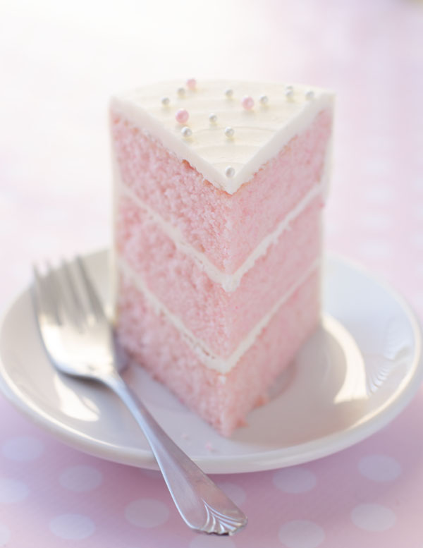 Pink Almond Party Cake The Cake Merchant