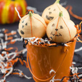 Pumpkin Meringues- A Guest Post!
