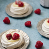 Mrs. Patmore's Raspberry Meringue