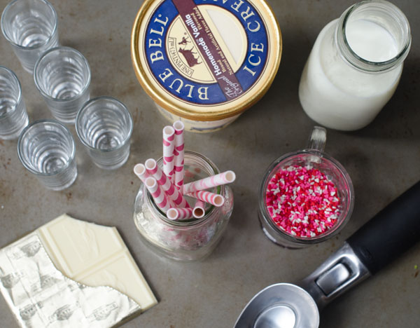 Red Velvet Cake Milkshake Shooters | The Cake Merchant