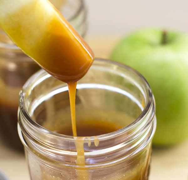 It was then that I knew I had to make my own salted caramel sauce. I ...